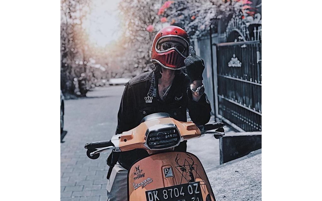 谁敢说小踏板没有灵魂,敢说是女生的专利?你给我出来