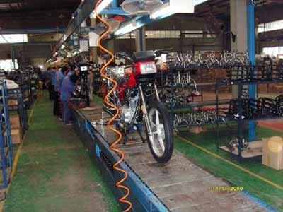 打造全球摩配采购中心 助力重庆摩托产业振兴