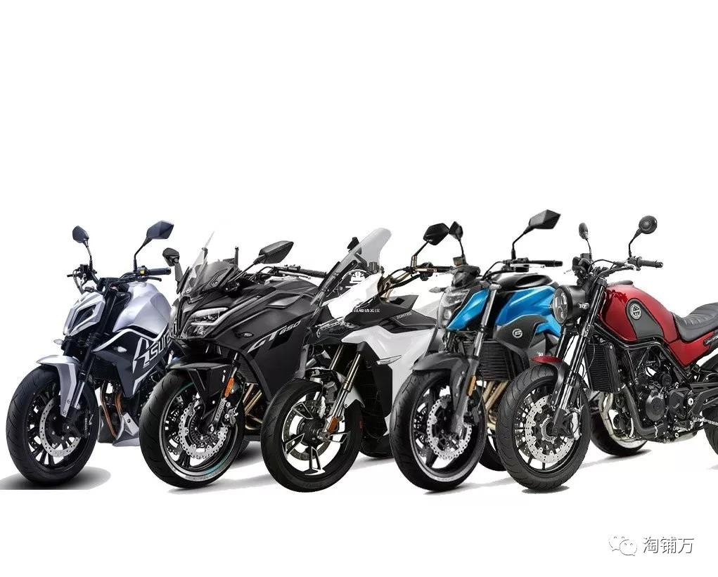 国产摩托车颜值最高的5款 外貌协会必看