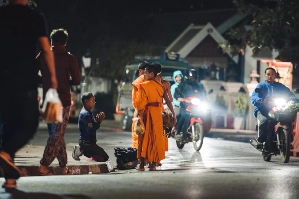 探秘老挝丨摩旅的意义就在于探索不同