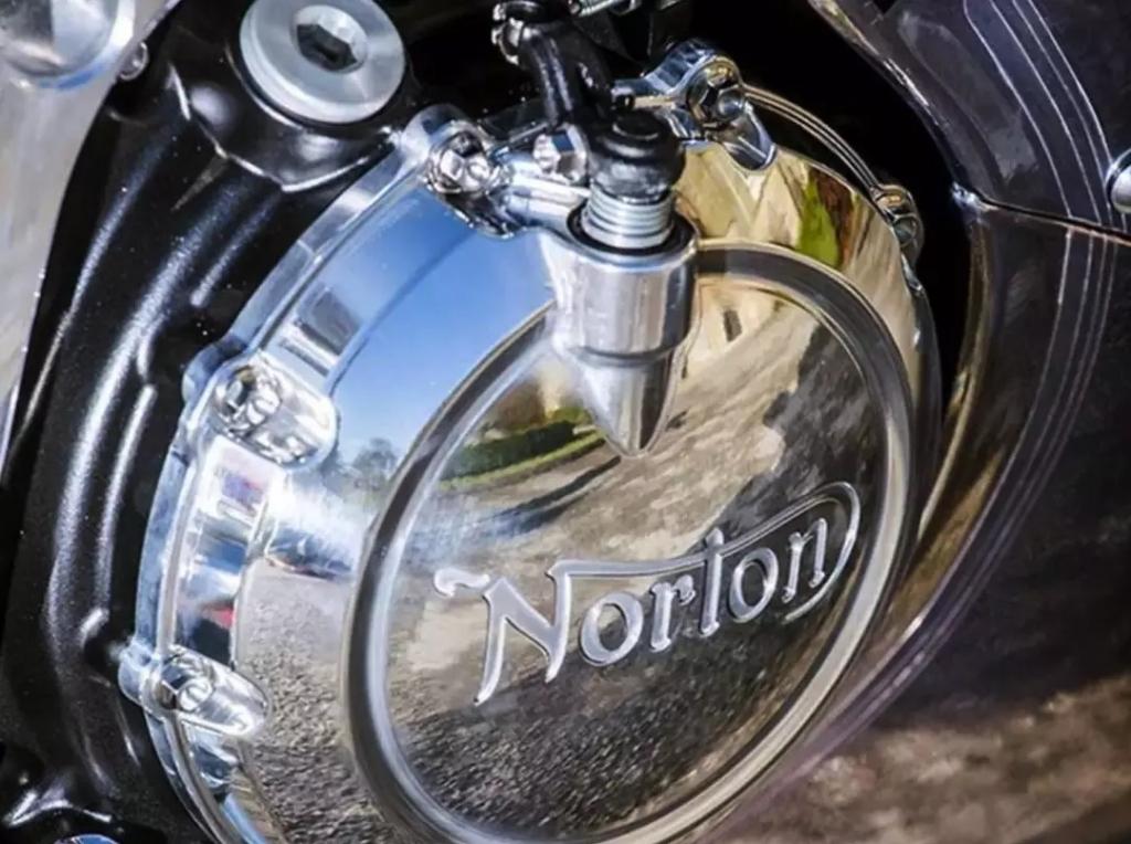 宗申和诺顿合作的1200cc国产V4曝光最大马力204匹!或将成为第一台国产V4缸发动机