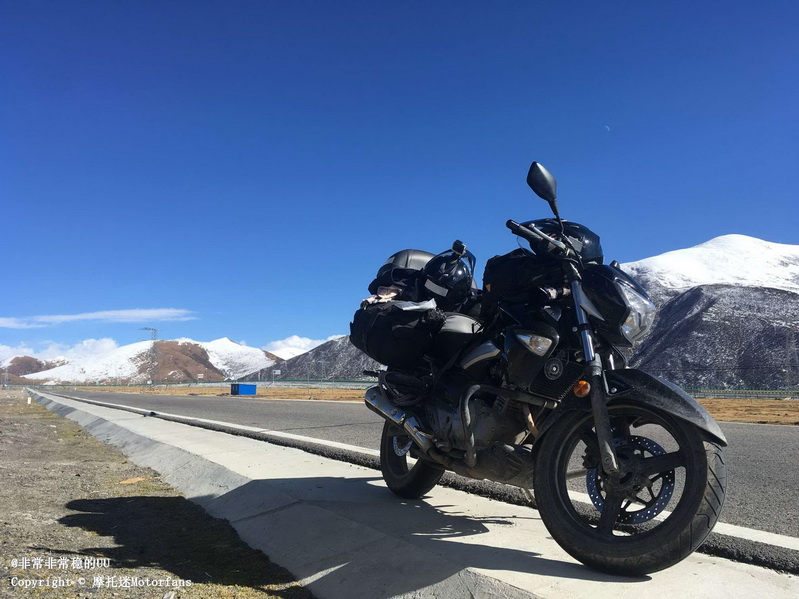 南寧友仔開著gw250,25天3800公里,悠哉悠