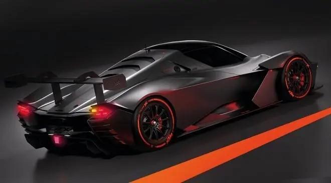 KTM发布全新X-Bow GT2赛车  最大功率达到600马力