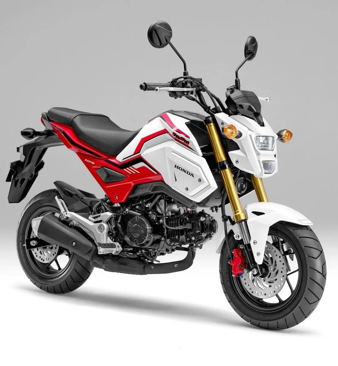 新图案:Honda MSX 本土版 Grom 125