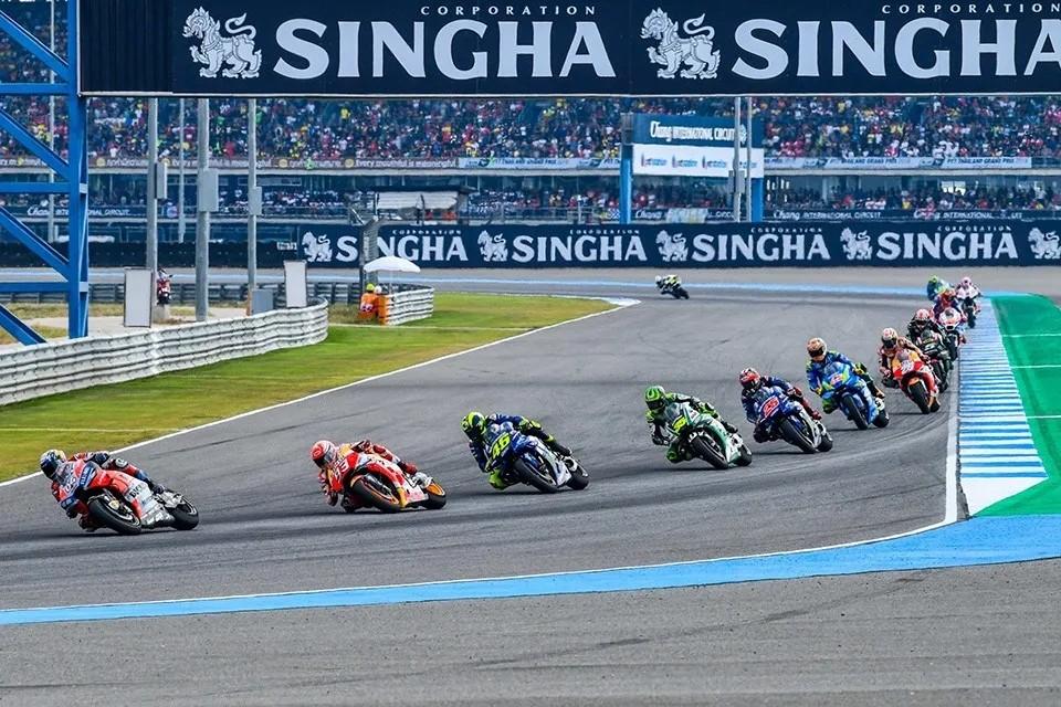 2020 MotoGP泰國站受疫情影響,或延期舉選