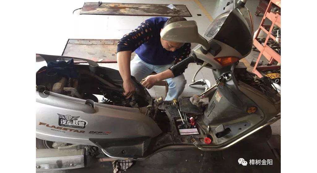 电喷摩托车故障查找方法总结