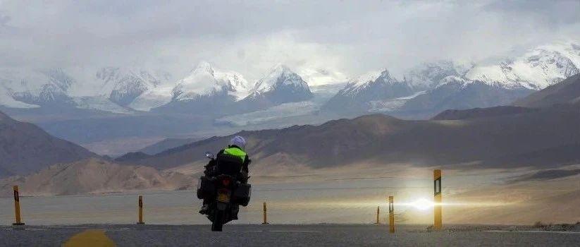 暴走西藏,我的心中是星辰与摩旅