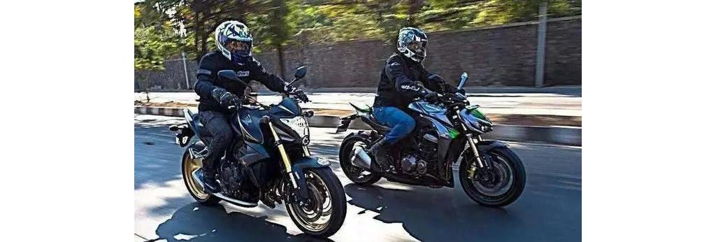 摩托车水冷看不起风冷?先了解下风冷、水冷的区别;瞧不起谁啊