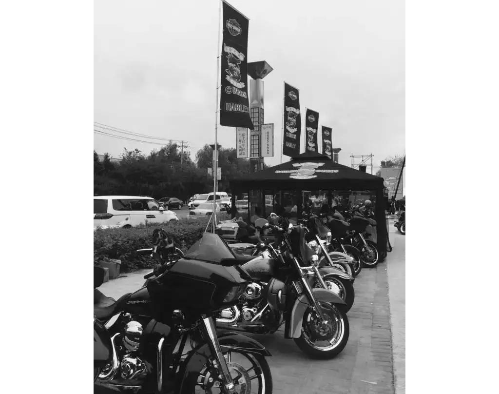 哈尔滨:拟有限度放开摩托车牌照登记