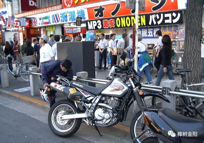 日本疫情中摩托车销量不俗