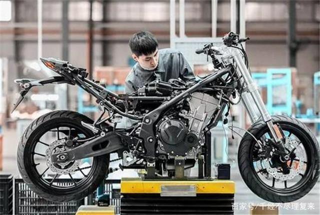 """中国摩托车新巨头:扛住""""禁摩""""危机,一年"""