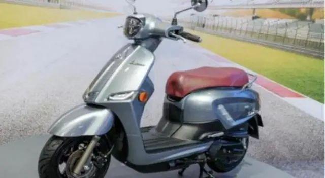 万博赛事新车来袭,Suzuki Saluto 125爆出9.4匹马力,售价18600元