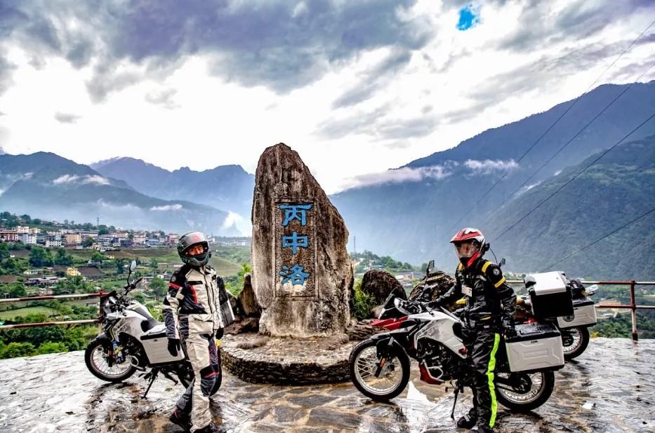 摩旅时光 | 2020西藏穿越骑行第四站--丙察左公路