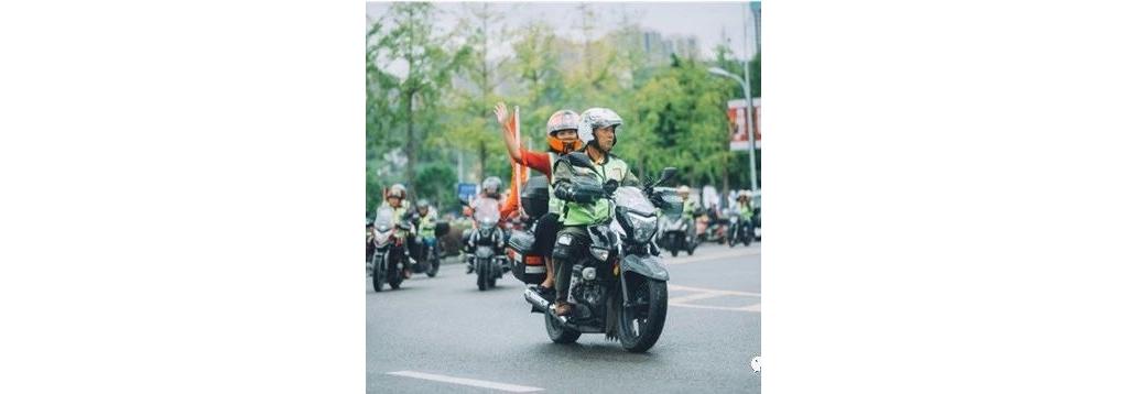 西安解禁,增长10w辆摩托车,事故率不增反降
