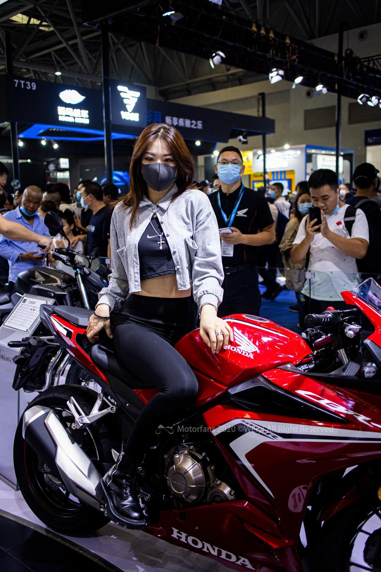 2020年Honda亮相重庆车展