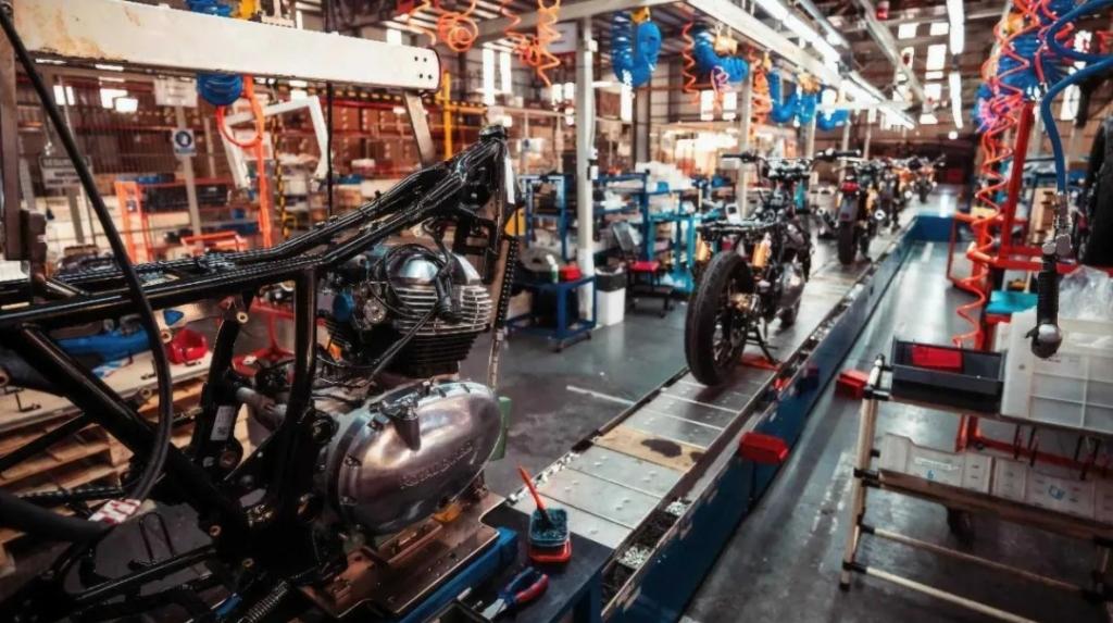 哈雷退出全球最大摩托市场 年销量不到2500辆