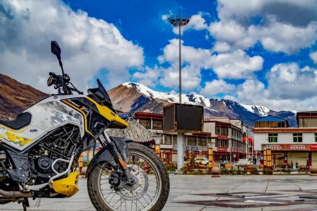 摩旅时光 | 2020西藏穿越骑行第七站(结束篇)--白嘎乡