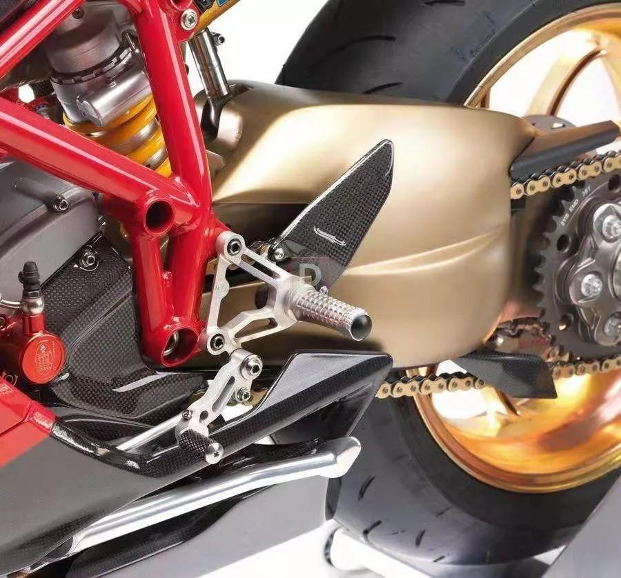 摩托车的3种传动方式