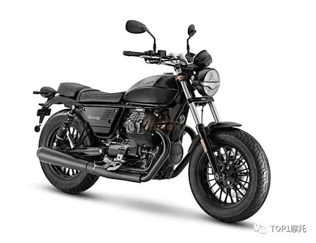 Moto Guzzi V9系列发布更新 排量升级至850cc